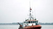 Nghệ An: Cứu hộ thành công tàu cá ngư dân chết máy trên biển