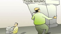 'Nhiều vụ tham nhũng lớn người đứng đầu chủ mưu, lợi ích nhóm'