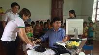 Gần 3.000 trẻ được khám sàng lọc tim bẩm sinh
