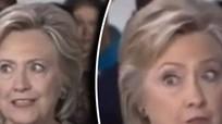 Đôi mắt 'khác lạ' dấy lên nỗi lo sức khỏe của Hillary Clinton