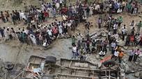 Tai nạn xe buýt ở Pakistan làm 24 hành khách thiệt mạng