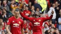 Manchester United thắng hủy diệt đương kim vô địch Leicester