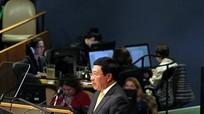 Việt Nam nêu bật thông điệp tại Đại hội đồng Liệp Hợp quốc
