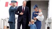 Anh: Công chúa Charlotte lần đầu tiên 'công du nước ngoài'