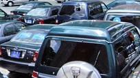 Từ 1-10, lãnh đạo Bộ Tài chính thực hiện khoán tiền sử dụng xe