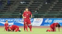 Việt Nam vỡ mộng giành vé dự U17 World Cup