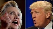 'Nín thở' xem Hillary Clinton và Donald Trump đấu khẩu