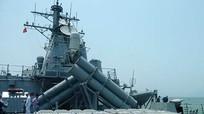 Khu trục hạm mang tên lửa dẫn đường của Mỹ sắp trở lại Đà Nẵng