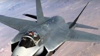 Tiêm kích tàng hình F-35 bốc cháy vì bị gió tạt