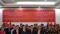 Hồi hương 65 hài cốt liệt sỹ từ 3 tỉnh của nước bạn Lào