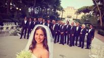 Đám cưới trong mơ của tiểu thư, công tử tỷ phú Mỹ và Israel