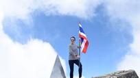 Công chúa Thái Lan chinh phục đỉnh Fansipan