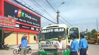 Tăng cường quản lý, chấn chỉnh vận tải bằng xe buýt