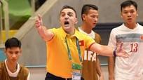 Tại sao HLV Bruno Garcia chia tay futsal Việt Nam?