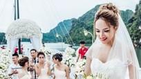 'Đám cưới' bí mật với hotboy Hà Nội của Hương Giang Idol