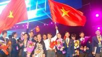 Việt Nam giành 10 huy chương vàng thi tay nghề ASEAN