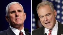 Trực tiếp bầu cử Mỹ: 'Phó tướng' lên sàn đấu
