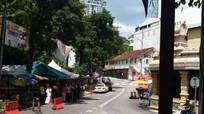 Đe dọa nổ bom tại Malaysia, 1.000 người phải sơ tán