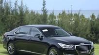 Genesis G90 bán tại Việt Nam - đối thủ mới của Mercedes S-class