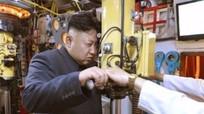 Mỹ nghi ngờ Triều Tiên đang chế tạo tàu ngầm tên lửa mới
