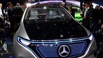 Mercedes ra mắt xe điện thương hiệu EQ