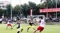 Sôi động Giải bóng đá mini phong trào Nghệ An