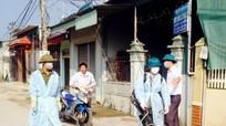 Diễn Châu nỗ lực dập dịch sốt xuất huyết
