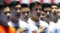 Futsal Việt Nam được vinh danh tại Futsal World Cup