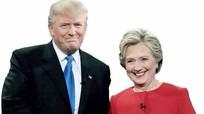 Nếu được bỏ phiếu, đa phần người Pháp sẽ chọn bà Clinton