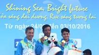 3 VĐV Nghệ An giành HCV tại Đại hội thể thao bãi biển Châu Á