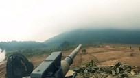 Bộ binh cơ giới Việt Nam tập trận