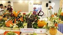 20 đầu bếp tranh tài tại Hội thi chế biến món ăn giỏi