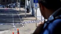 Nghi ngờ 2 cảnh sát Bỉ bị tấn công do khủng bố
