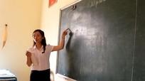 Cô gái mồ côi đã trở thành cô giáo