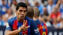 Barca sắp nâng lương Suarez, ngang Neymar
