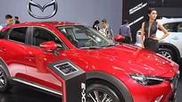 Mazda CX-3 lần đầu chào khách hàng Việt Nam