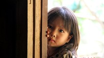 Những ánh mắt thơ trẻ vùng cao xứ Nghệ