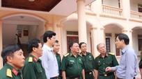 Bí thư Tỉnh ủy: Phát huy vai trò dẫn dắt, giám sát của CCB với cấp ủy đảng, chính quyền