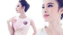 Angela Phương Trinh yêu kiều như tiểu thư với gam màu pastel