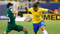 Brazil 5-0 Bolivia: Cơn mưa bàn thắng đến sớm
