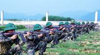 Quân khu 4: Sẵn sàng đáp ứng yêu cầu bảo vệ Tổ quốc trong tình hình mới