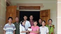 Tân Kỳ: Bàn giao nhà mái ấm tình thương