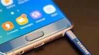 Samsung ngừng sản xuất Galaxy Note 7