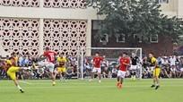 FC Thành Cổ đoạt chức vô địch giải bóng đá phong trào