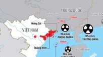 Không chủ quan với nhà máy điện hạt nhân của Trung Quốc