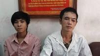 Bắt hai đối tượng vận chuyển 50 viên hồng phiến cùng heroin