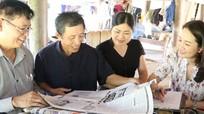 Kiểm tra công tác phát hành và sử dụng báo Đảng tại Anh Sơn, Con Cuông