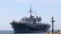 Nga 'khoá' chặt Hạm đội 6 Mỹ vừa vào Biển Đen