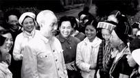 Tư tưởng Chủ tịch Hồ Chí Minh về công tác dân vận