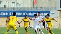 Đội U21 không qua nổi vòng loại, SLNA trắng tay ở các giải trẻ